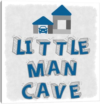 Little Car Cave Canvas Art Print