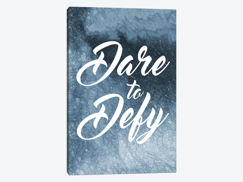 Dare To Defy by Marcus Prime 1-piece Canvas Print