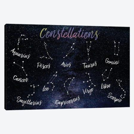 Emotional Constellations Canvas Print #PRM27} by Marcus Prime Canvas Art Print