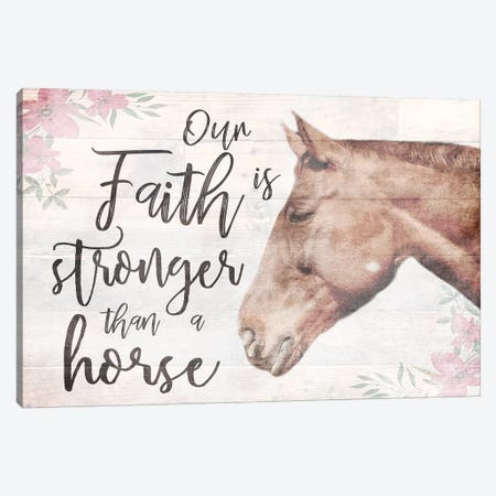 Strong Faith I Canvas Print #PRM34} by Marcus Prime Canvas Art