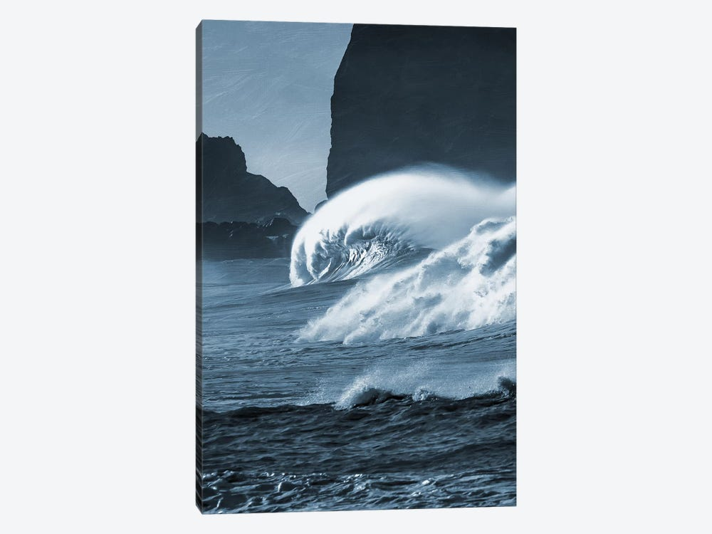 Blooming Surf I by Marcus Prime 1-piece Canvas Art Print