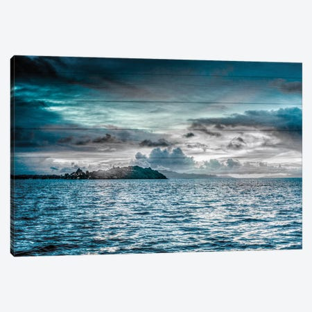 Magestic Island I Canvas Print #PRM48} by Marcus Prime Canvas Art