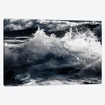 Broken Tide I Canvas Print #PRM4} by Marcus Prime Canvas Wall Art