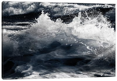 Broken Tide I Canvas Art Print