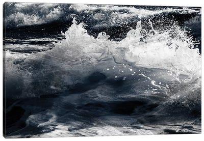 Broken Tide I Canvas Art Print
