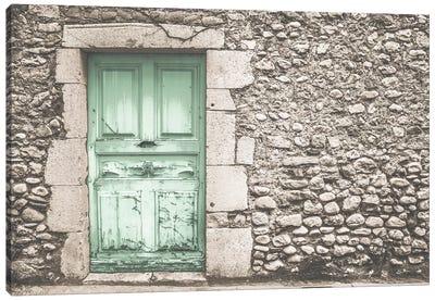 Quantum Doorway Canvas Art Print