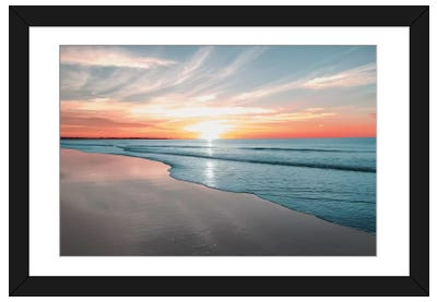 Relaxing Morning Framed Art Print