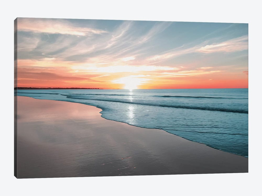 Relaxing Morning 1-piece Canvas Art Print