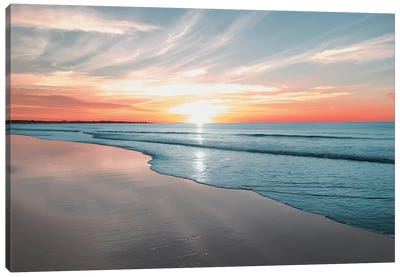 Relaxing Morning Canvas Art Print
