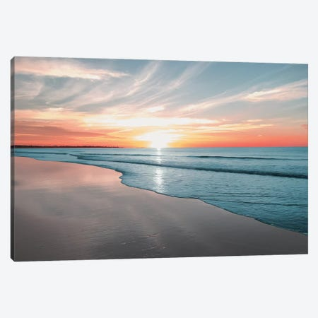 Relaxing Morning Canvas Print #PRM51} by Marcus Prime Canvas Art Print