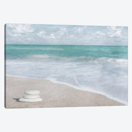 Skipping Day Canvas Print #PRM54} by Marcus Prime Canvas Art