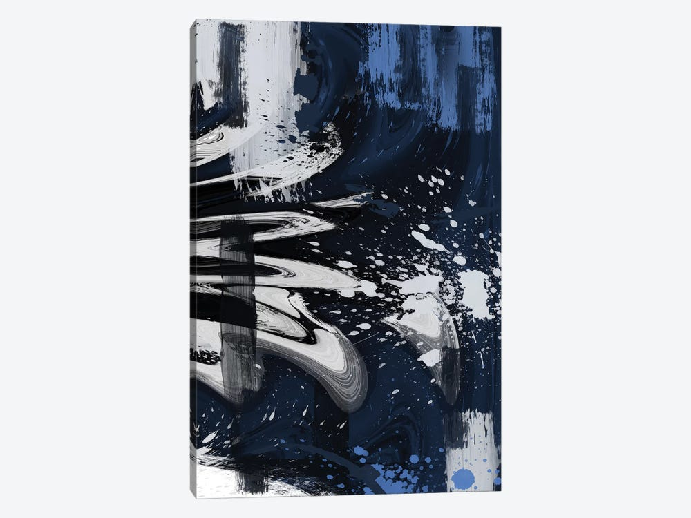 Disfigured Marble by Marcus Prime 1-piece Canvas Art Print