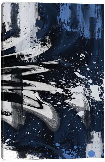 Disfigured Marble Canvas Art Print