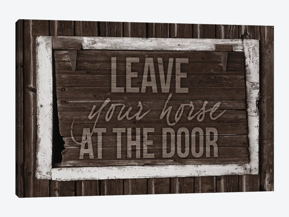 Horse Stables I by Marcus Prime 1-piece Canvas Art Print