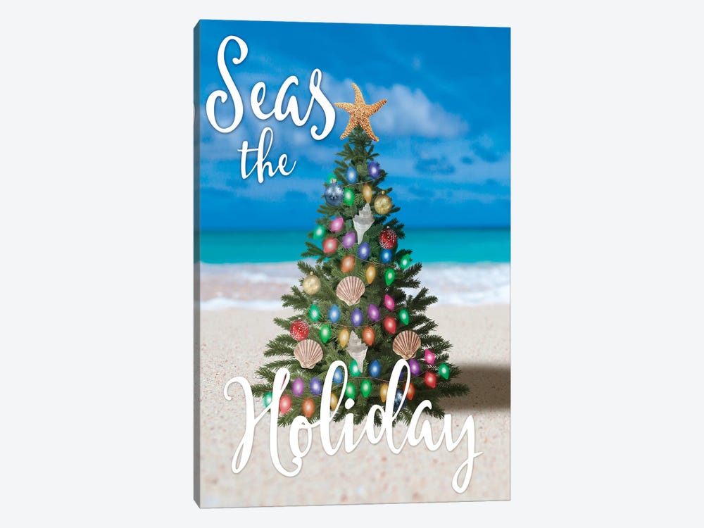 Salty Holiday I by Marcus Prime 1-piece Canvas Art