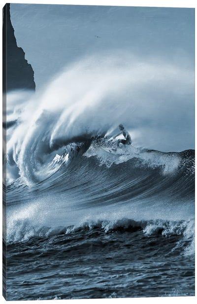 Blooming Surf II Canvas Art Print