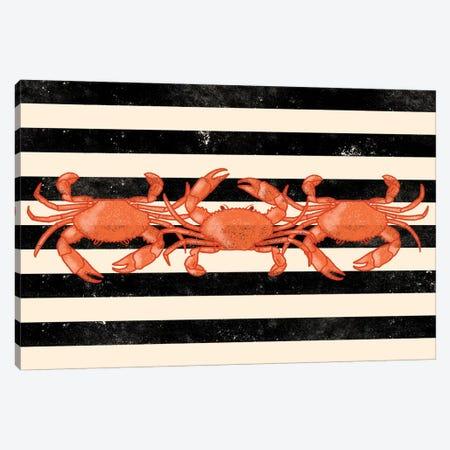 Crab Dance Canvas Print #PRM71} by Marcus Prime Canvas Print