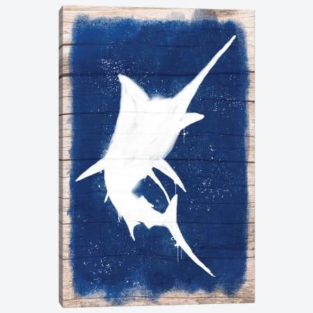 Swordfish Blast I Canvas Print #PRM78} by Marcus Prime Canvas Art Print