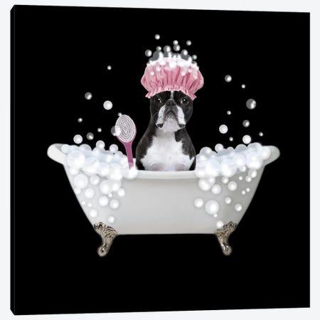 Bath Time Bubbles 4 Canvas Print #PRM82} by Marcus Prime Canvas Artwork