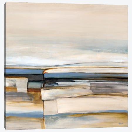 Coastal Fusion Canvas Print #PRO17} by Pablo Rojero Canvas Art