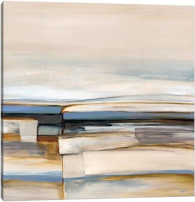 Coastal Fusion Canvas Art Print