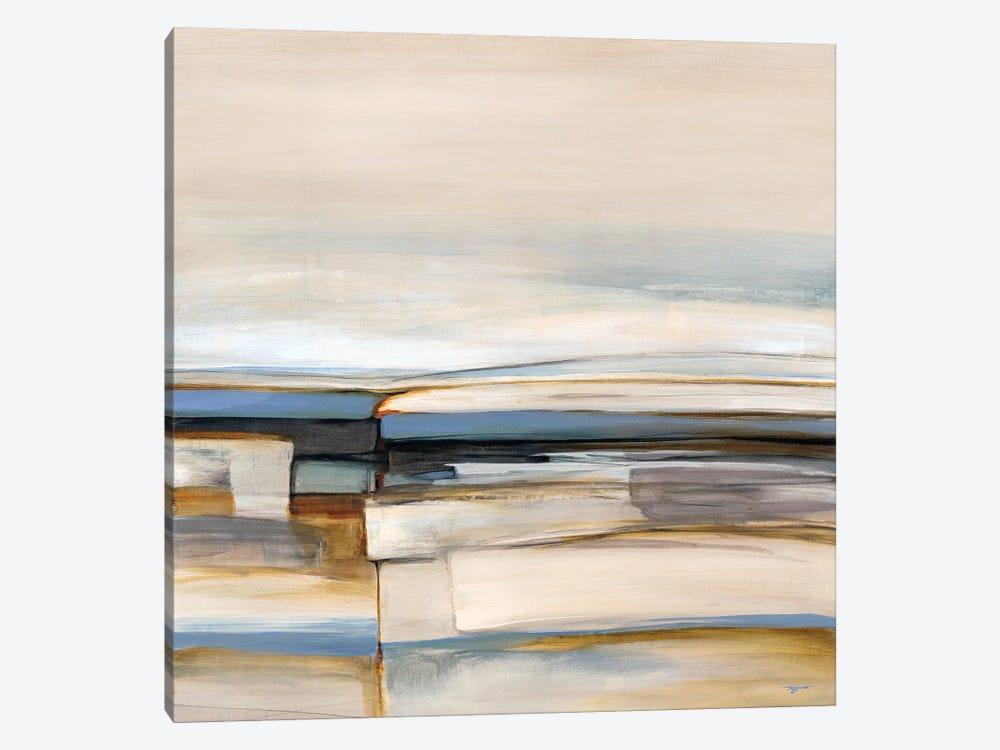 Coastal Fusion by Pablo Rojero 1-piece Canvas Artwork