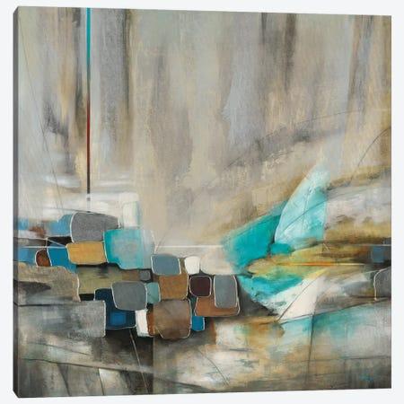 Custom Riviera Canvas Print #PRO3} by Pablo Rojero Canvas Art Print