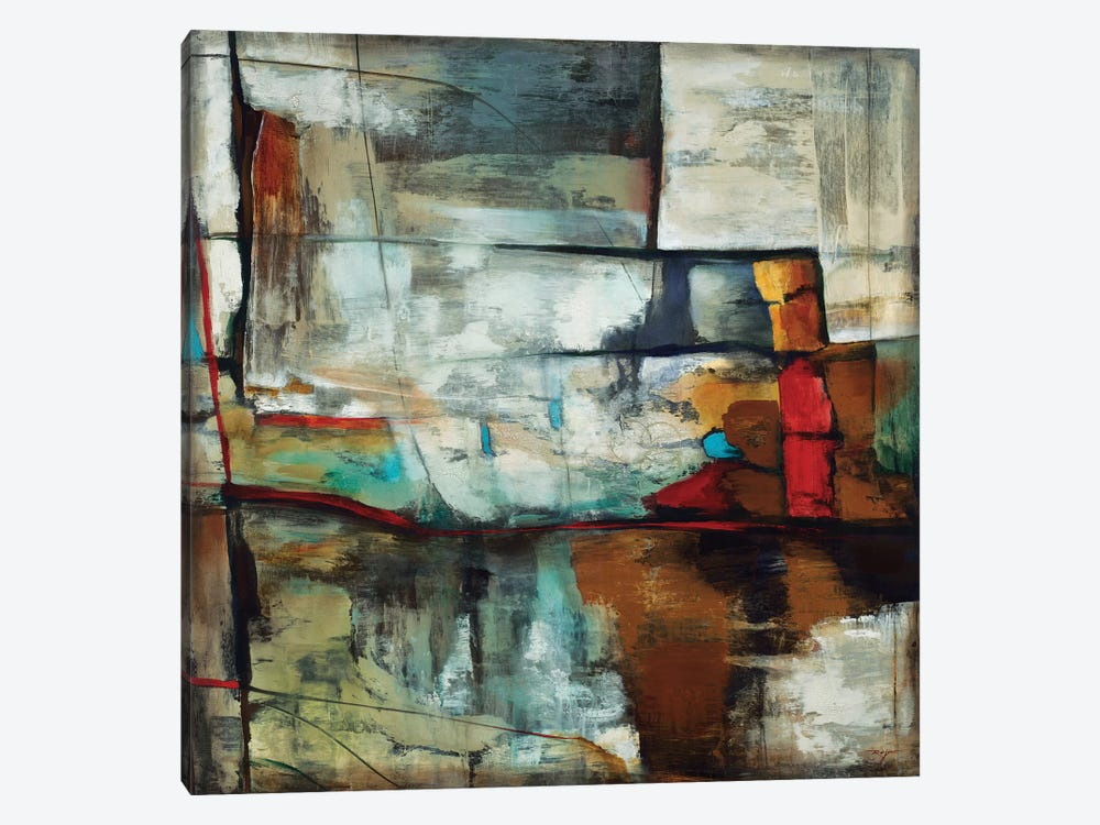 Reflection by Pablo Rojero 1-piece Canvas Art