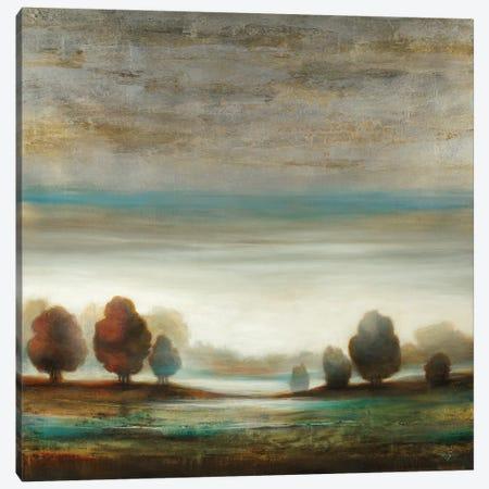 Warm Horizon Canvas Print #PRO8} by Pablo Rojero Canvas Print