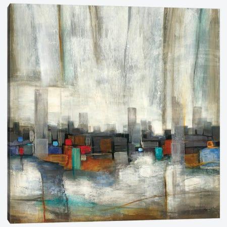 City Limits Canvas Print #PRO9} by Pablo Rojero Canvas Art Print