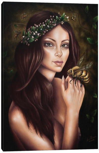 Springs Mother Canvas Art Print