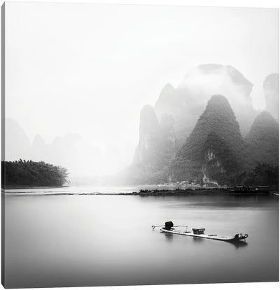 Li River Canvas Art Print