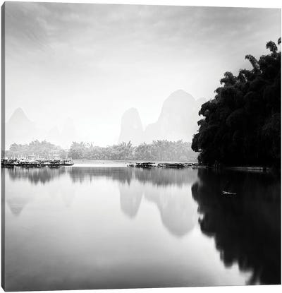 Li River III Canvas Art Print
