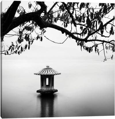 Zen Lake Canvas Art Print