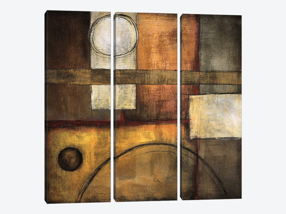 Fotos Quadros II by Patrick St. Germain 3-piece Canvas Artwork