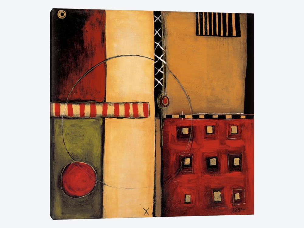 In Motion by Patrick St. Germain 1-piece Canvas Art
