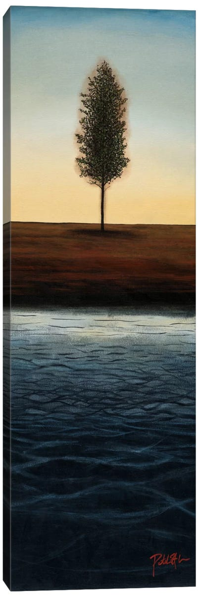 Across The Water I Canvas Art Print