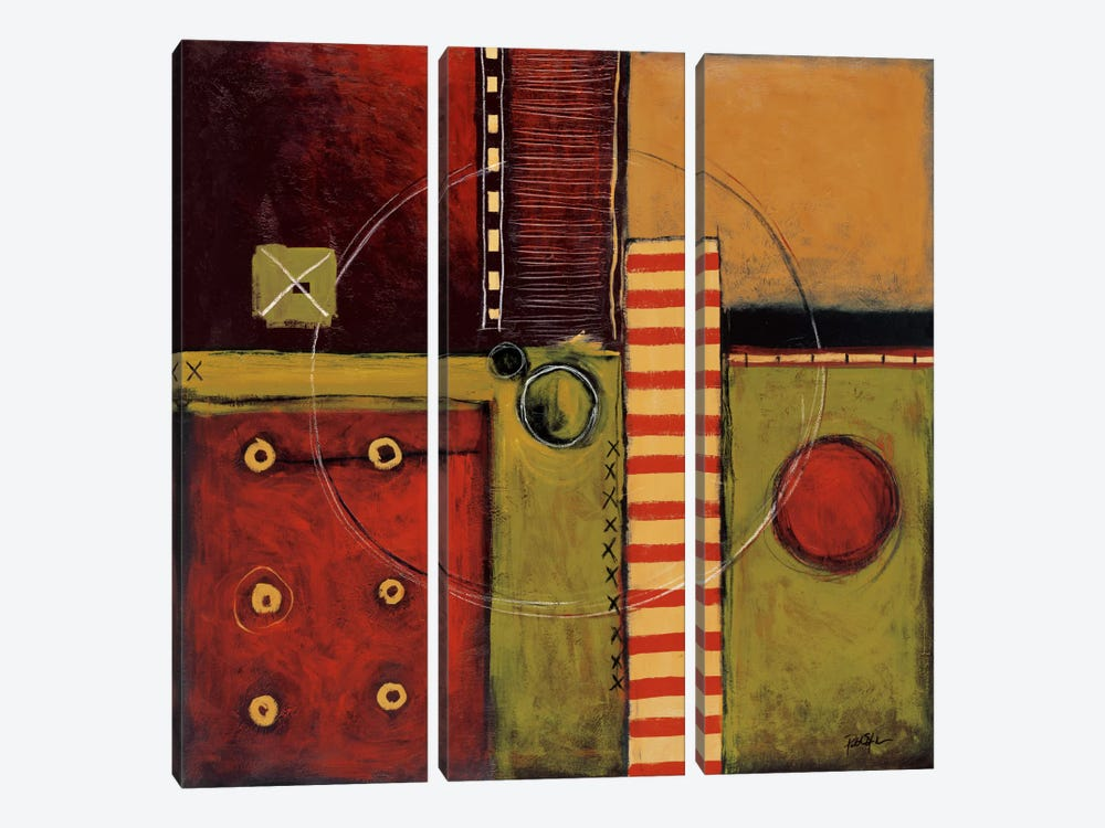 Time Passing by Patrick St. Germain 3-piece Canvas Artwork