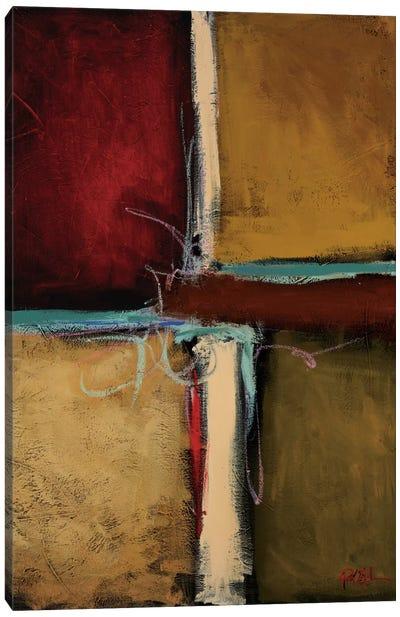 Cue Canvas Art Print