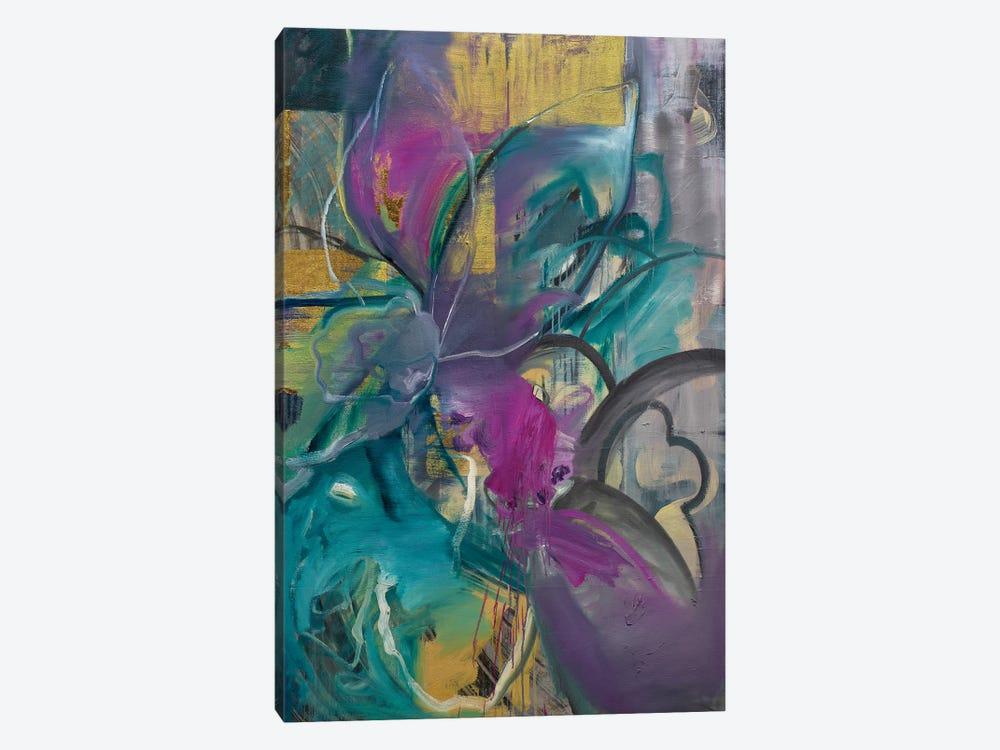 Flourish by Pamela Staker 1-piece Canvas Art Print