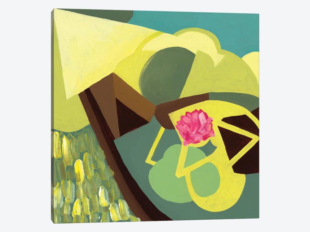 Geo Study IV by Pamela Staker 1-piece Art Print