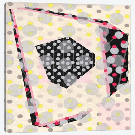 All The Dots Canvas Print #PSK1} by Pamela Staker Canvas Artwork
