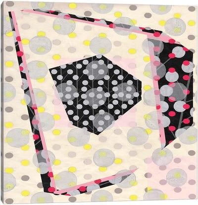 All The Dots Canvas Art Print