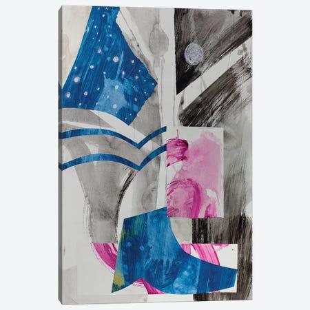 Haiku Series (Night Sky) Canvas Print #PSK20} by Pamela Staker Art Print
