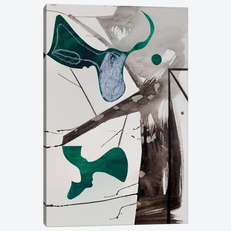 Haiku Series (Tree) Canvas Print #PSK21} by Pamela Staker Art Print