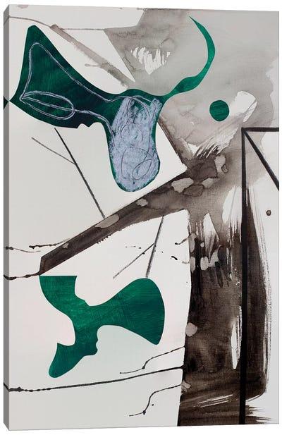 Haiku Series (Tree) Canvas Art Print
