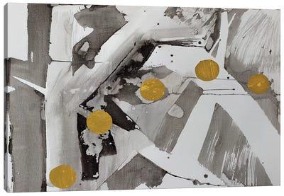 Haiku Series (Wind) Canvas Art Print