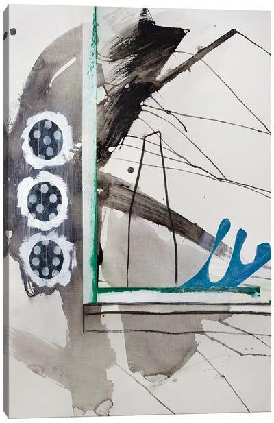 Haiku Series (Window) Canvas Art Print