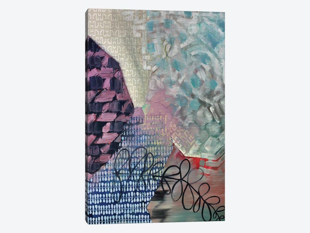 Blue Loops by Pamela Staker 1-piece Art Print
