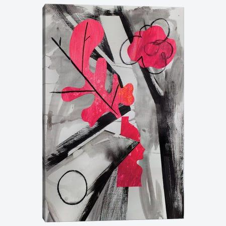 Midwestern Haiku (Bloom II) Canvas Print #PSK33} by Pamela Staker Canvas Art